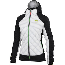 Karpos Lastei Active Plus Kurtka Kobiety, white/black
